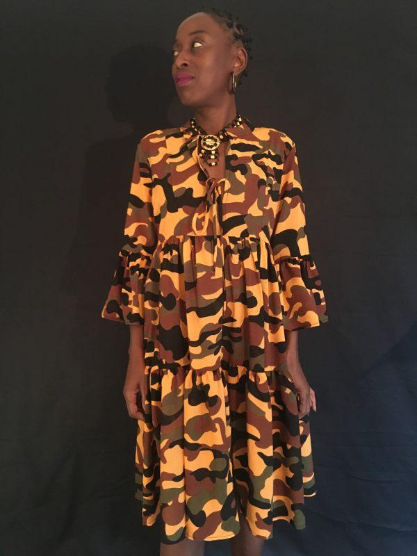 Ashton 3 robe